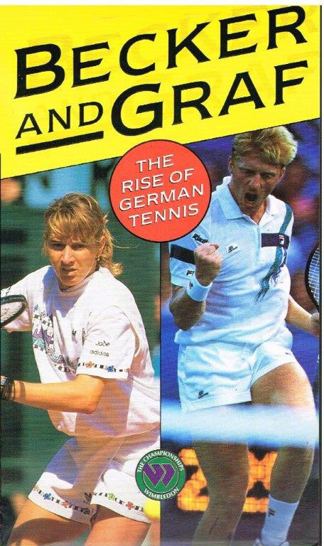 Becker and Graf - The Rise of German Tennis