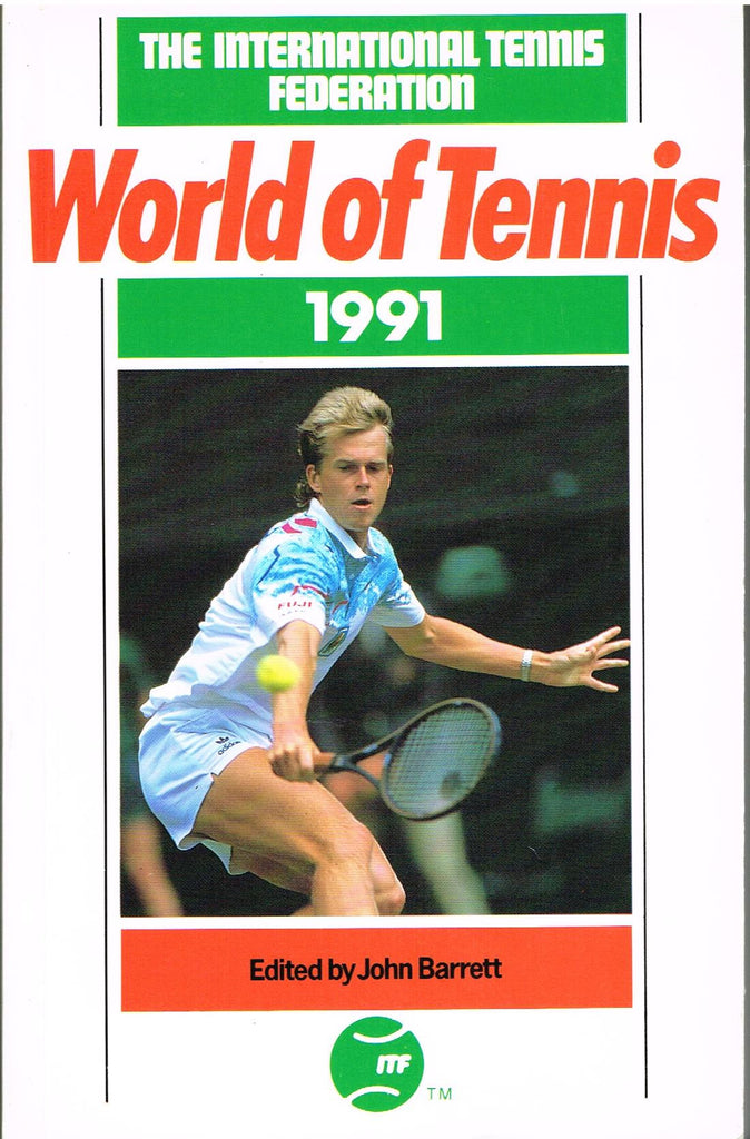 1991 World of Tennis Yearbook