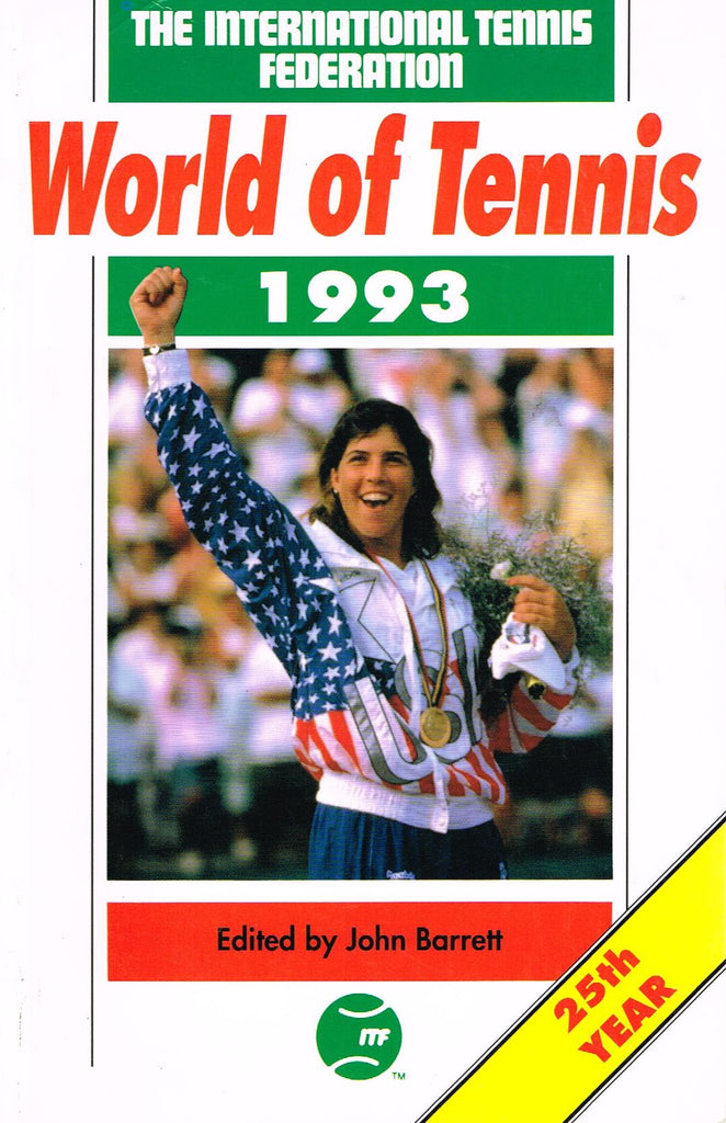 1993 World of Tennis Yearbook