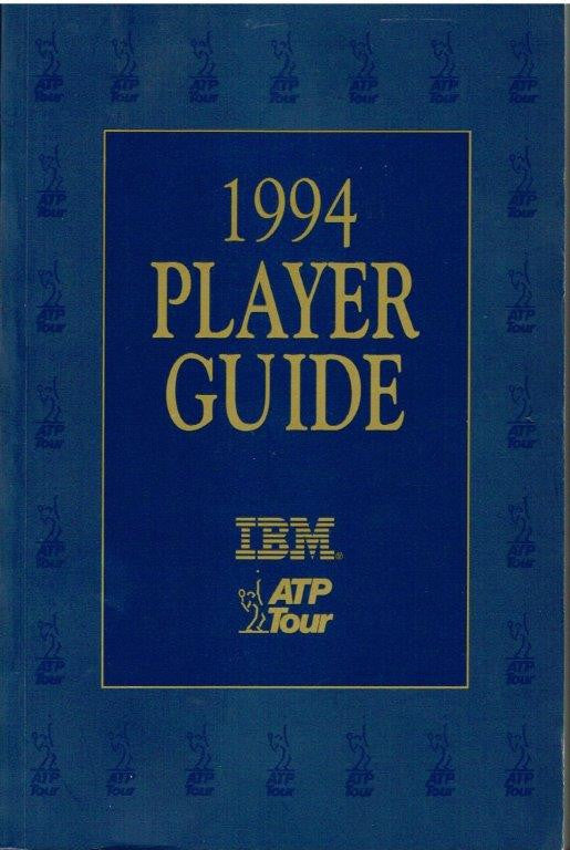 ATP Player Guide 1994
