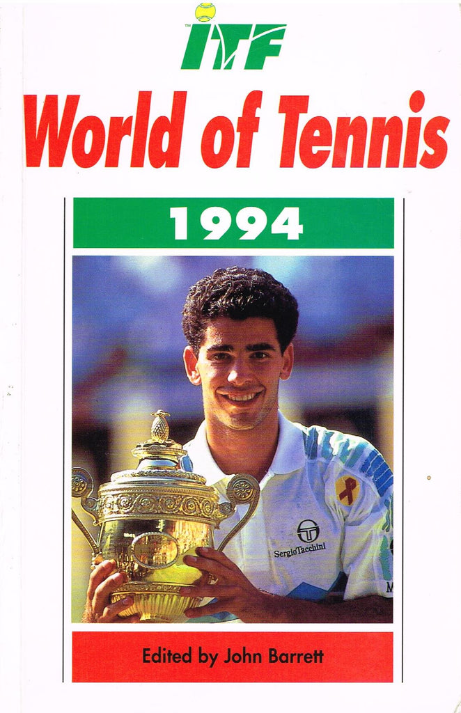 1994 World of Tennis Yearbook
