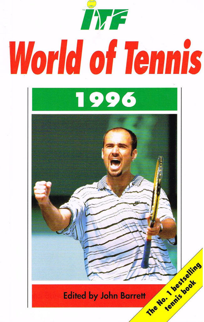 1996 World of Tennis Yearbook