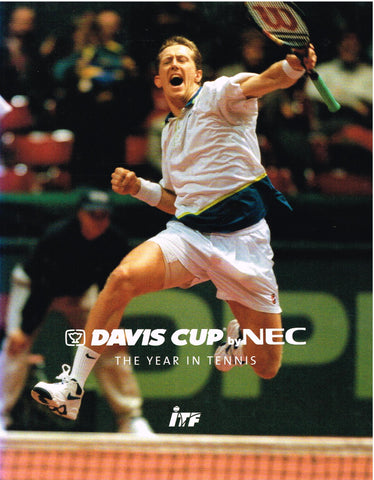 1997 DAVIS CUP - The Year in Tennis