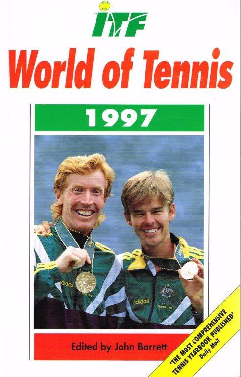 1997 World of Tennis Yearbook