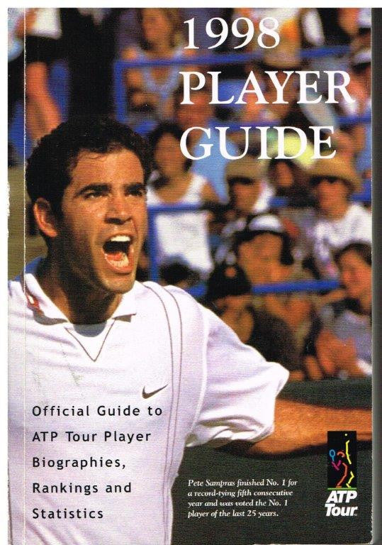 1998 ATP Tour Player Guide