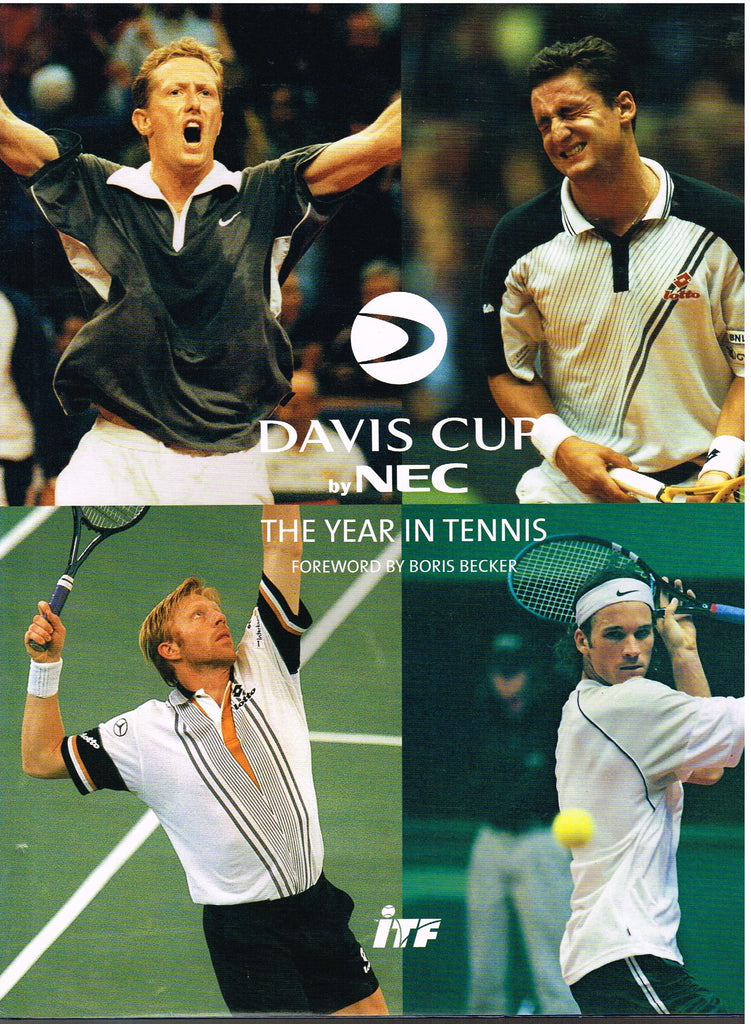 1998 DAVIS CUP - The Year in Tennis