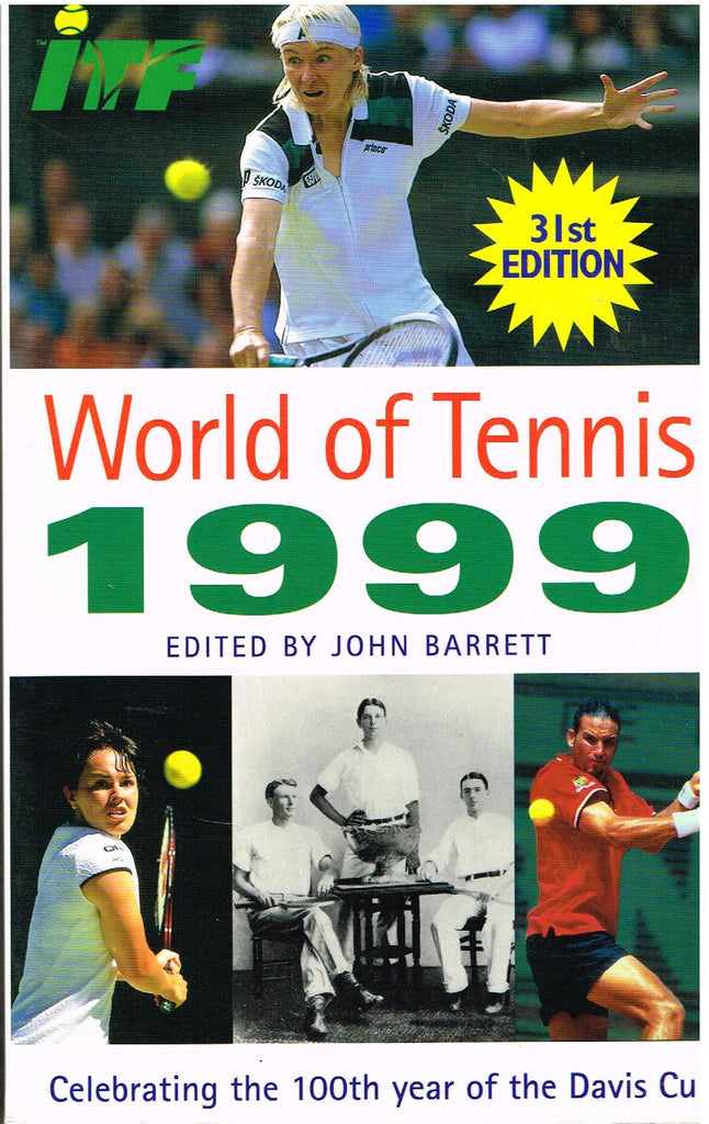 1999 World of Tennis Yearbook