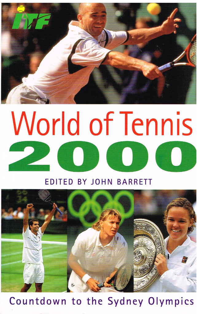 2000 World of Tennis Yearbook