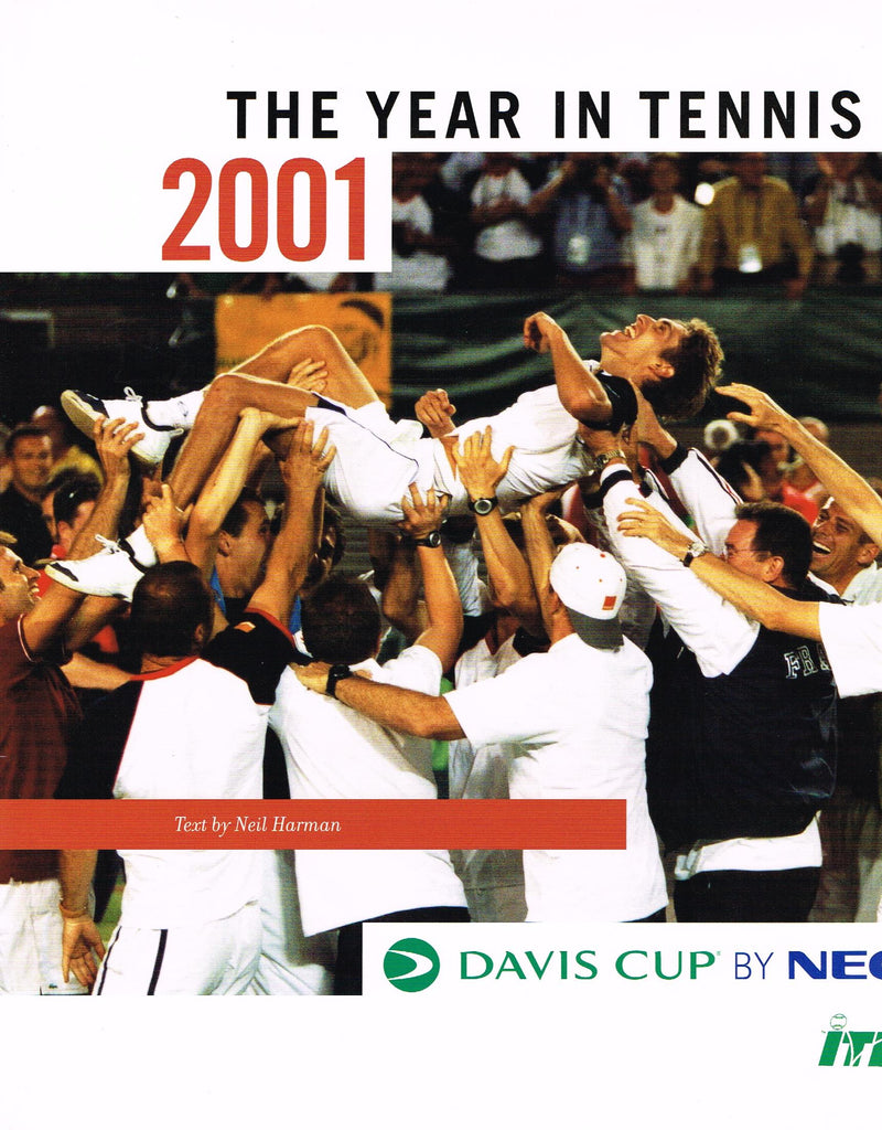 2001 DAVIS CUP - The Year in Tennis