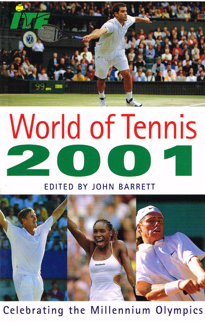 2001 World of Tennis Yearbook