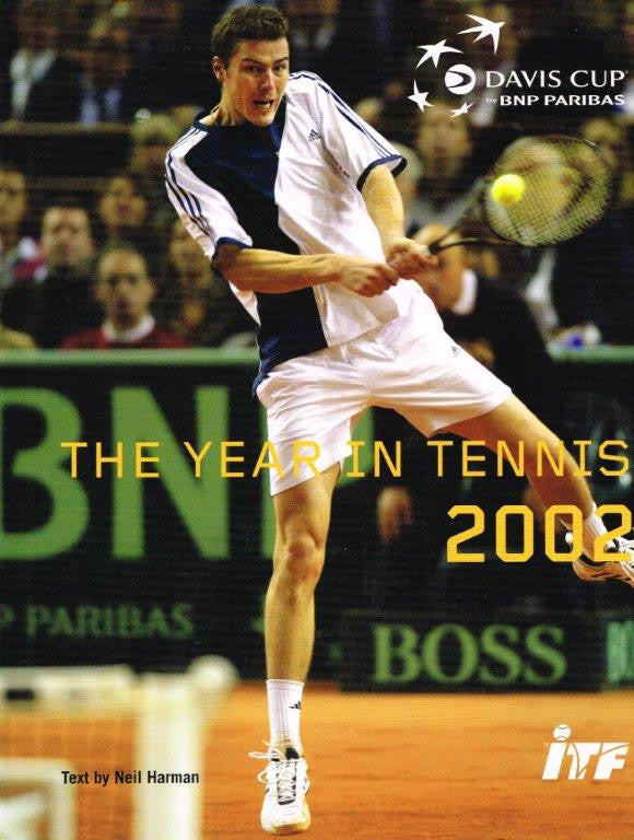 2002 DAVIS CUP - The Year in Tennis