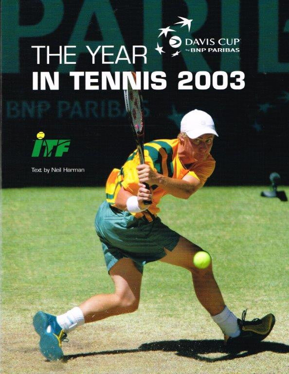 2003 DAVIS CUP - The Year in Tennis