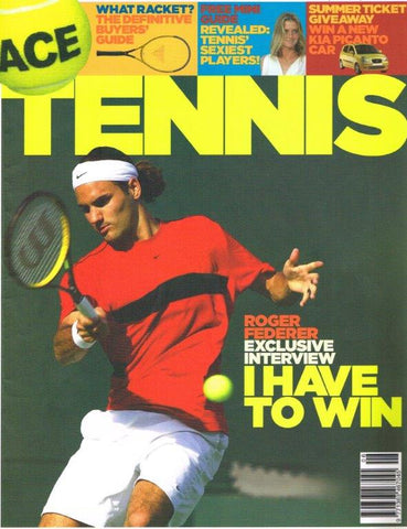 Ace Tennis Magazine 2004  Issue 88