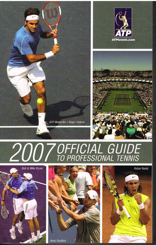Official Guide to Professional Tennis 2007