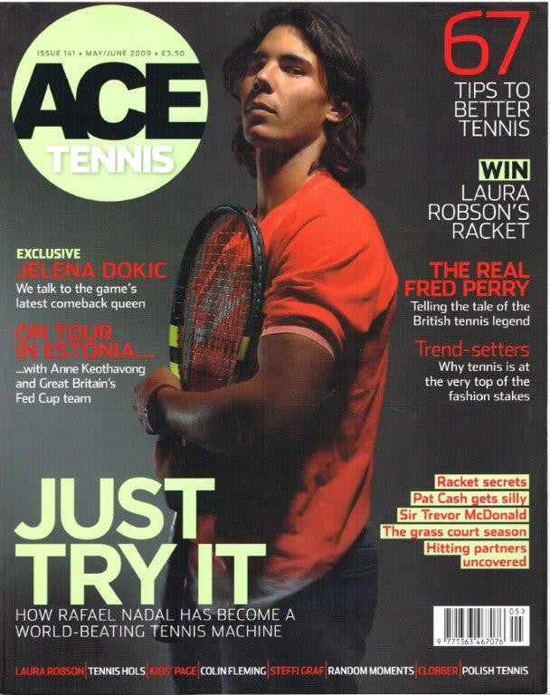 2009 Ace Tennis Magazine Issue 141