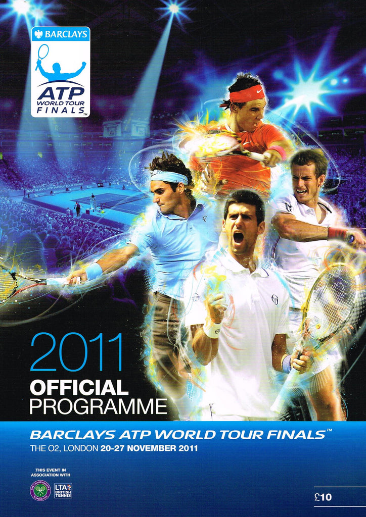 2011 Barclays ATP World Tour Finals