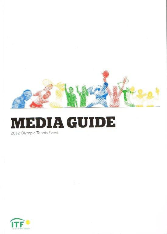 Olympic Tennis Media Guide 2012