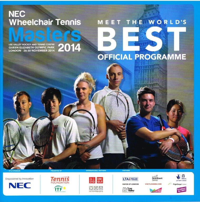 2014 NEC Wheelchair Tennis Masters