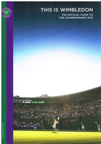 2015 This is Wimbledon