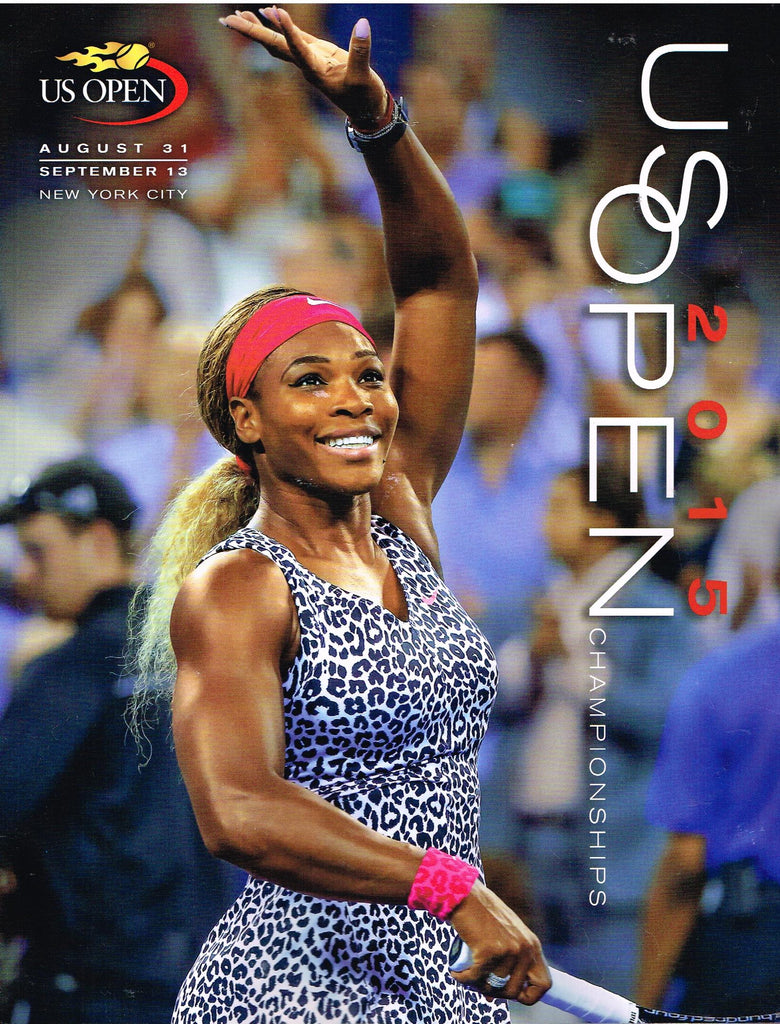 2015 US Open Program