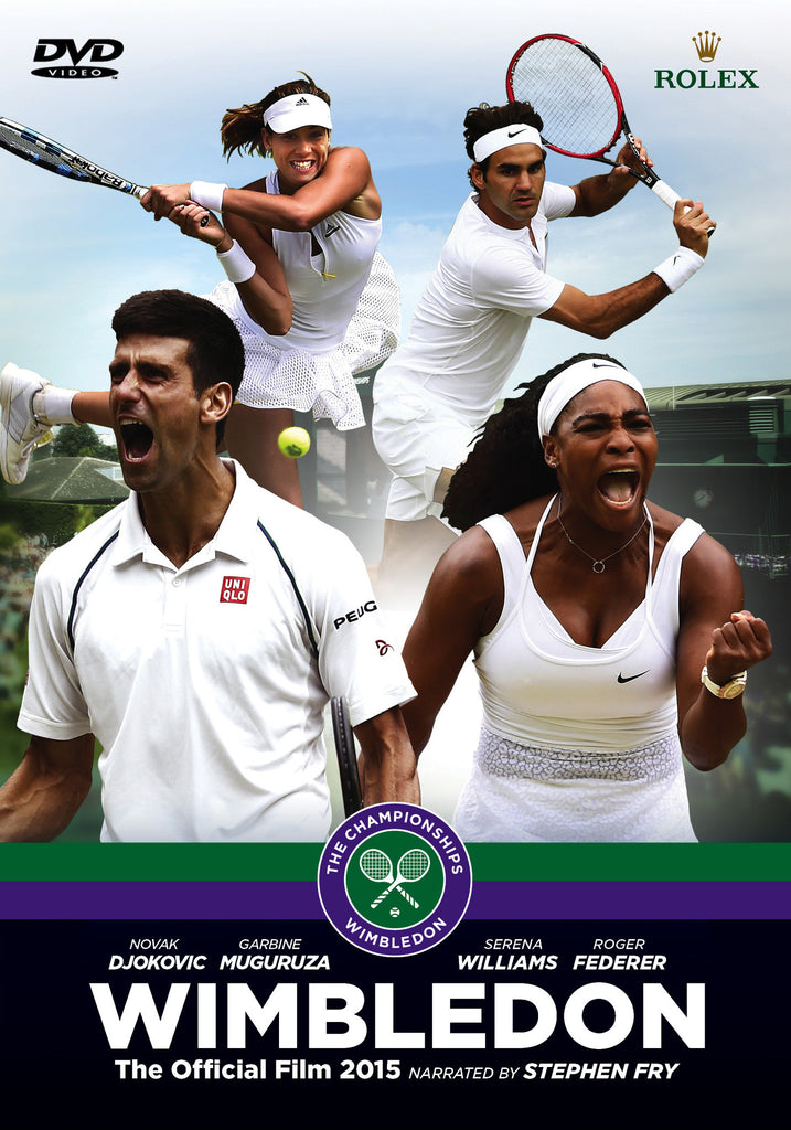 2015 Wimbledon Official Film
