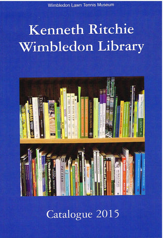 2015 Wimbledon Library Catalogue