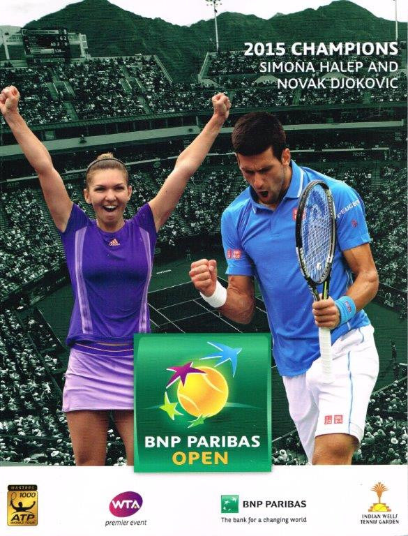 2016 BNP Paribas Open - Indian Wells