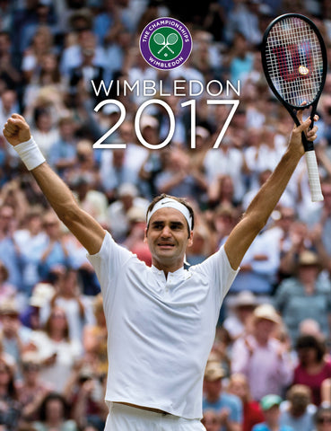 2017 Wimbledon Official Annual