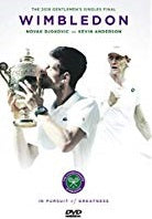 2018 Wimbledon Men's Final DVD