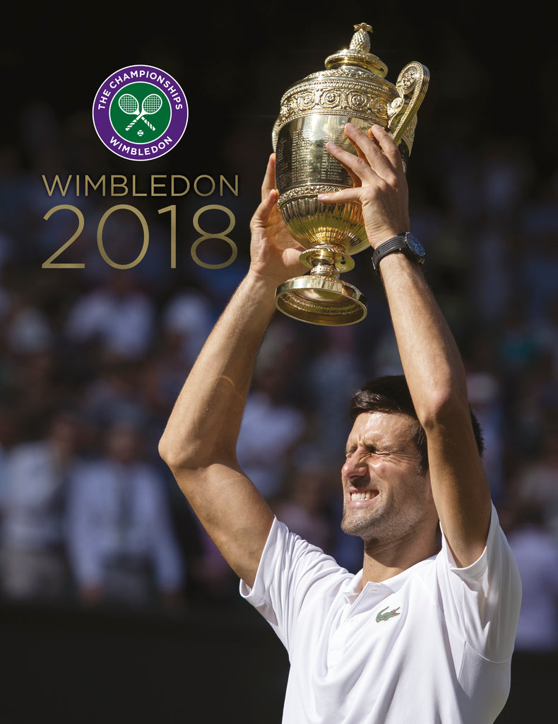 Wimbledon Official Annual 2018