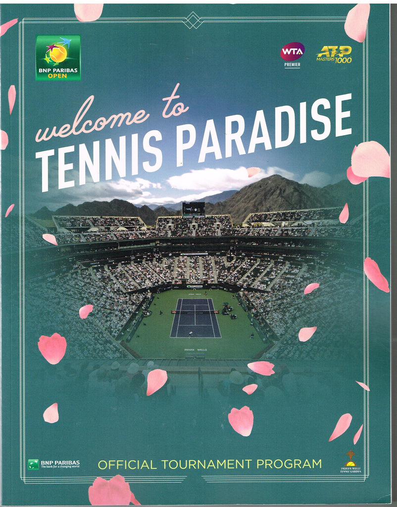 2019 BNP Paribas Open Indian Wells