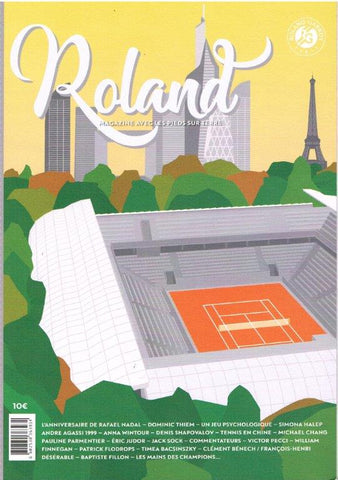 ROLAND GARROS MAGAZINE Special Offer!