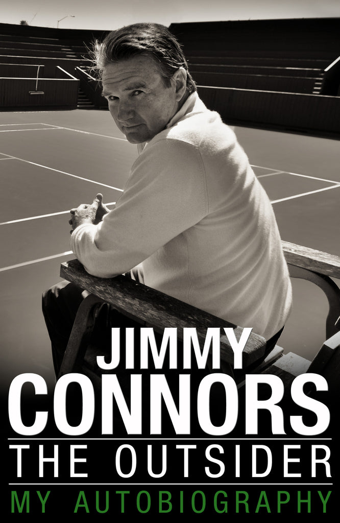 Jimmy Connors - The Outsider