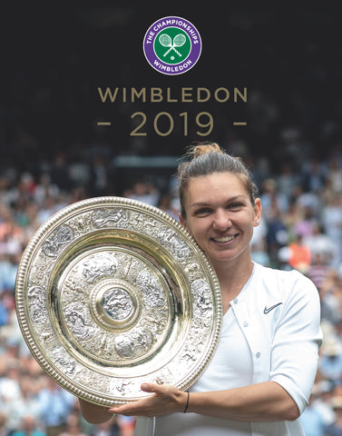 2019 Wimbledon Official Annual