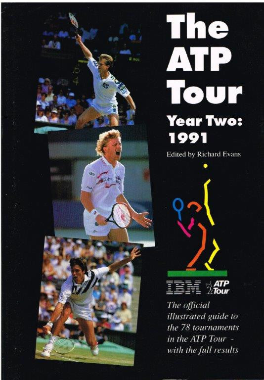 The ATP Tour - Year Two 1991