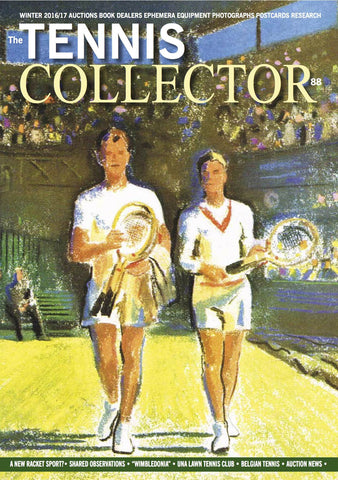 Tennis Collector Magazine