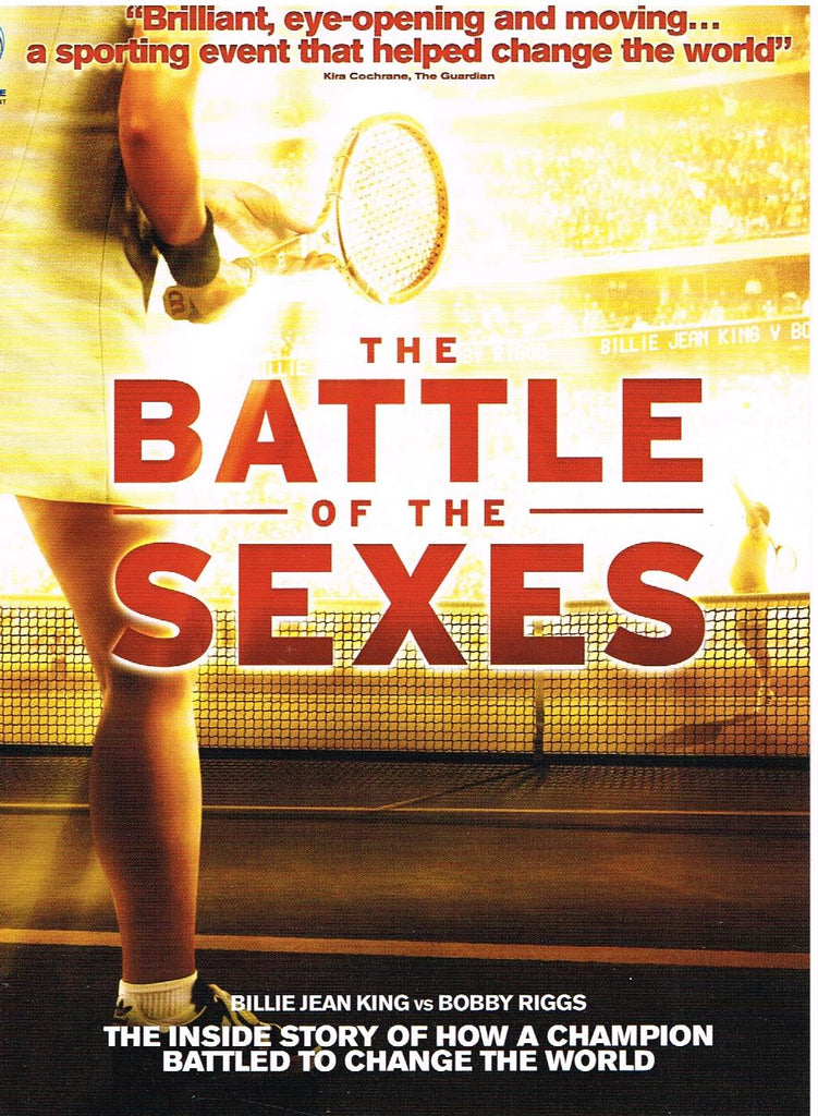 The Battle of the Sexes DVD