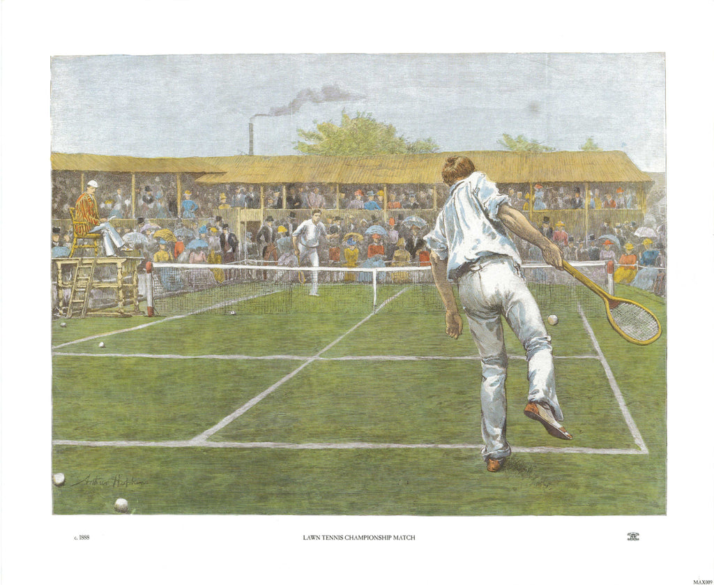 Twenty Years of Lawn Tennis