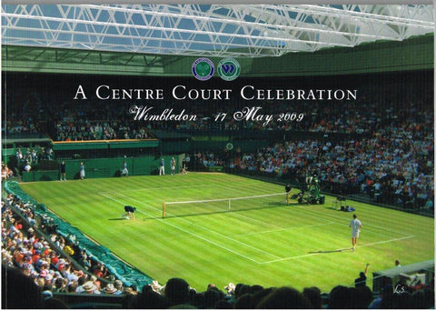 A Centre Court Celebration