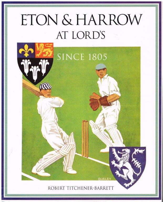 Eton & Harrow at Lords