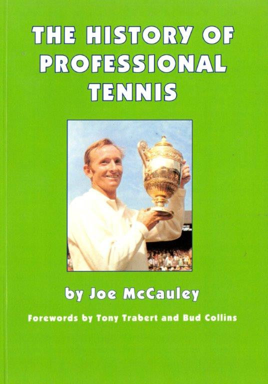 The History of Professional Tennis