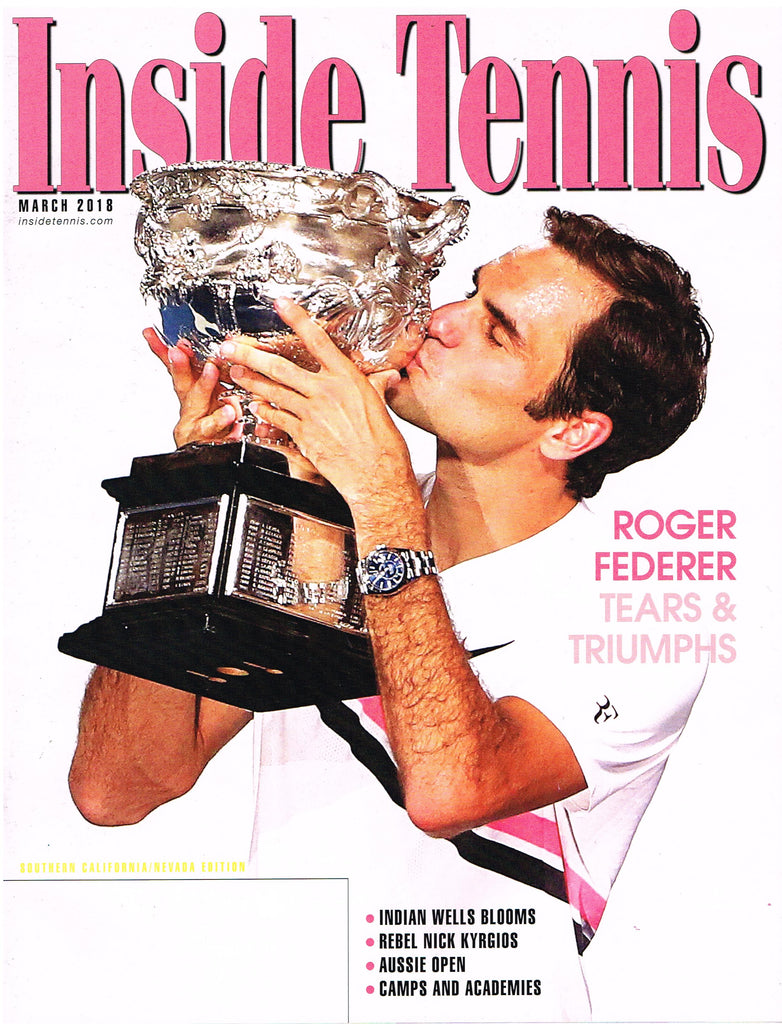 INSIDE TENNIS MAGAZINE March 2018 Issue