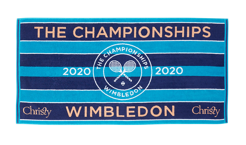 WIMBLEDON LADIES' PLAYER TOWEL 2020