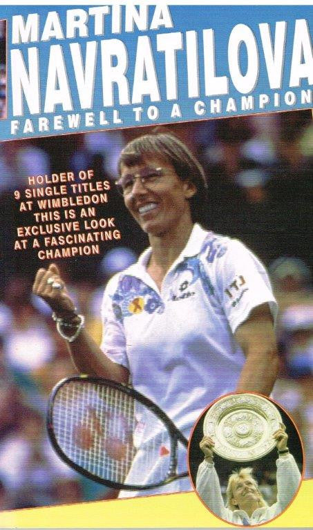 Martina Navratilova - Farewell to a Champion