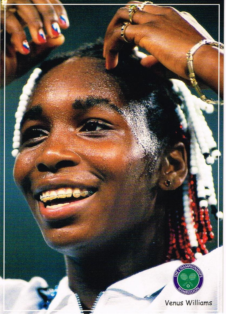 POSTCARD Venus Williams
