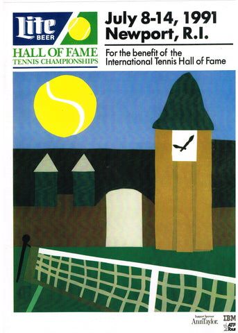 1991 Hall of Fame Championships