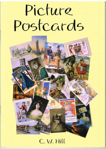 BOOK Picture Postcards by C.W. Hill