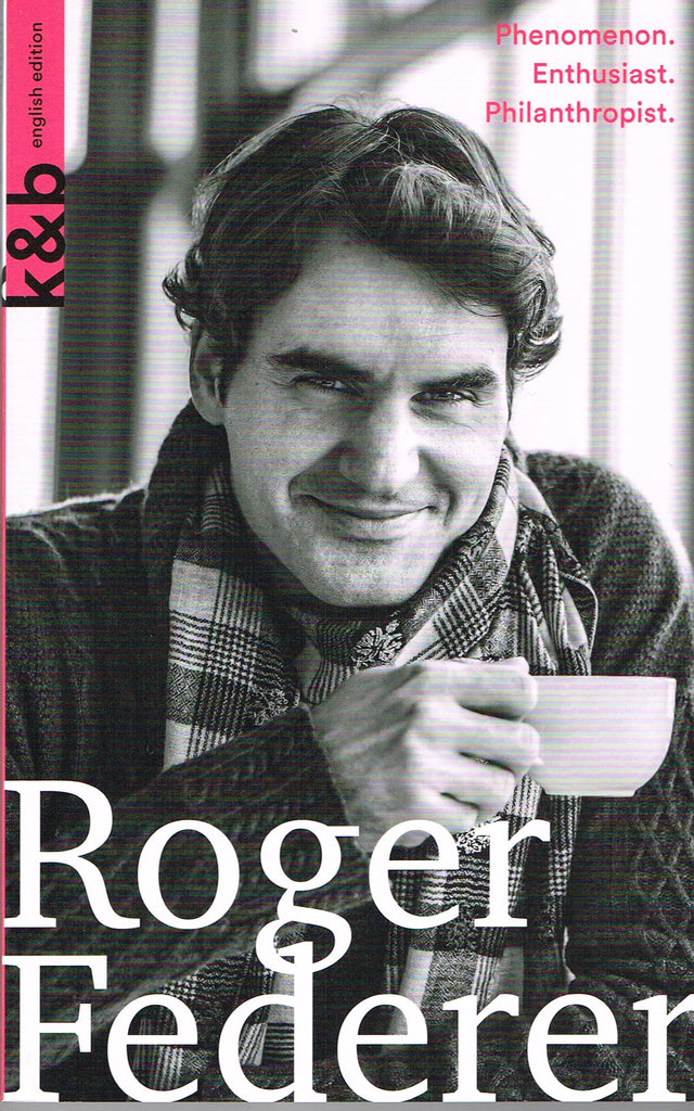 Roger Federer - New English Edition