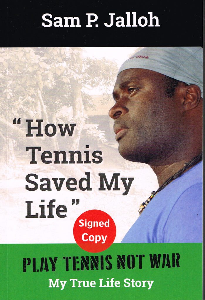 How Tennis Saved My Life