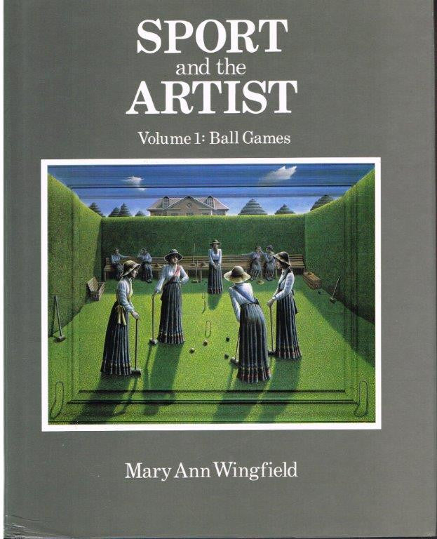 Sport and The Artist Volume 1 - Ball Games